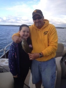 Capt. Don House Bransn Fishing Guide Service