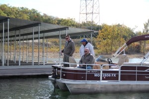 Large Group Fishing Guide Branson