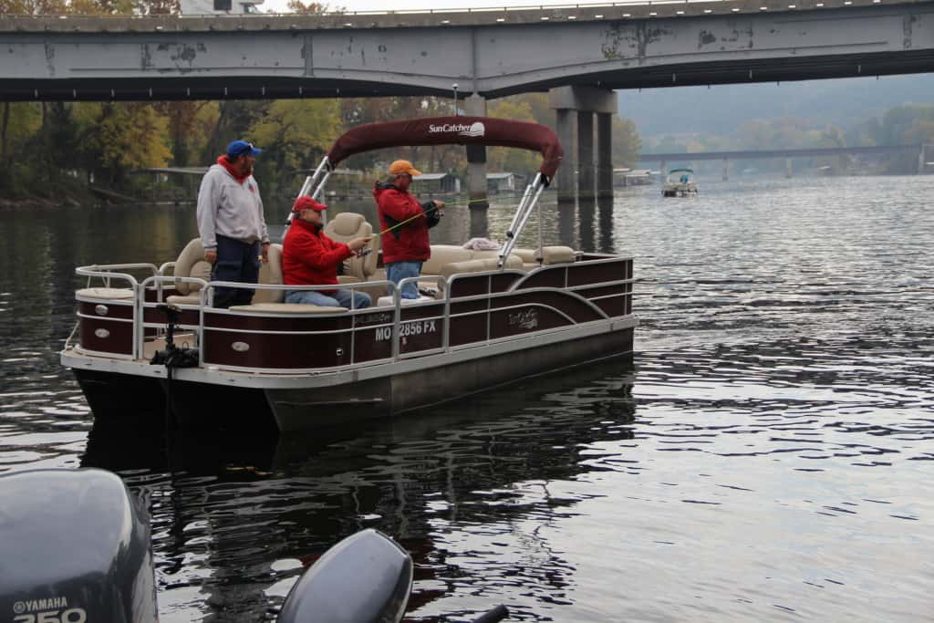 Lake Taneycomo Fishing Guides