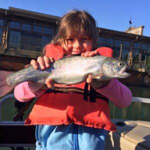 branson trout guide